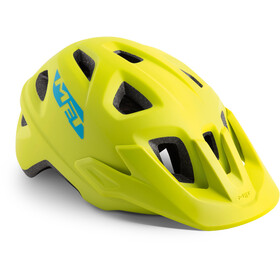 MET Eldar Helm lime green
